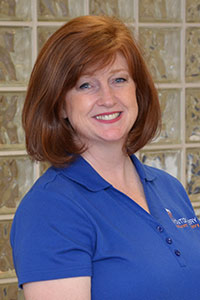 Montgomery Pediatric Dentistry's staff member - Kathy