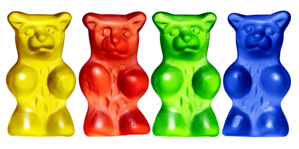 gummy bears - Can Gummy Vitamins Harm Teeth?