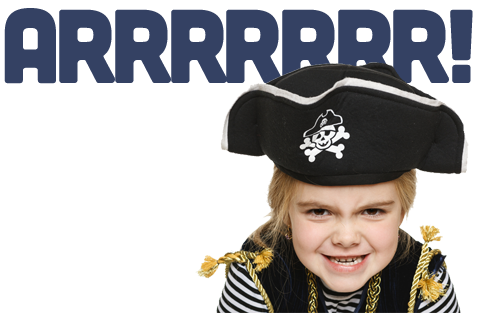 Pirate Teeth Blog Header - Why Do Pirates Have Bad Teeth?  ­­­­