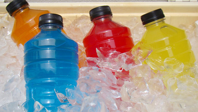 sports drinks and your teeth - Sports Drinks Not a Tooth-Healthy Alternative to Soda
