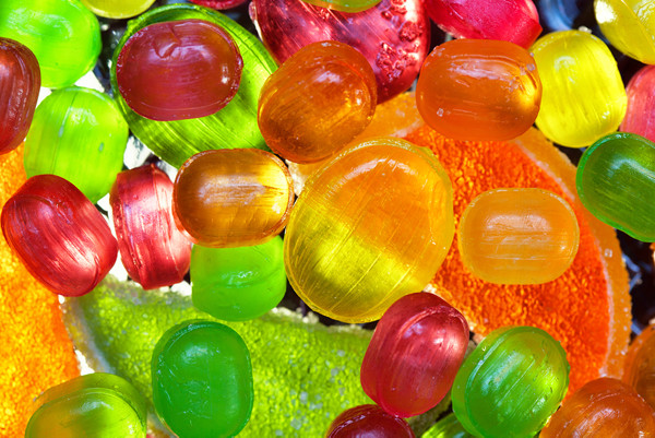 hardcandy - The Best and Worst Halloween Candy for Teeth
