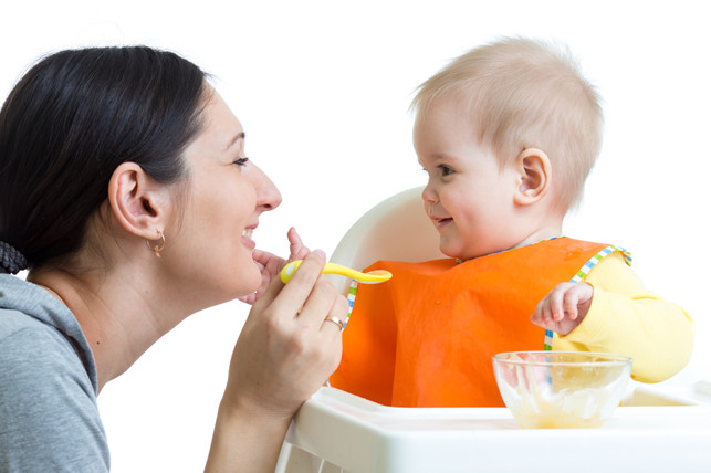 babyfoodfeat - Tooth-Healthy Foods for Babies Beginning Solid Diets