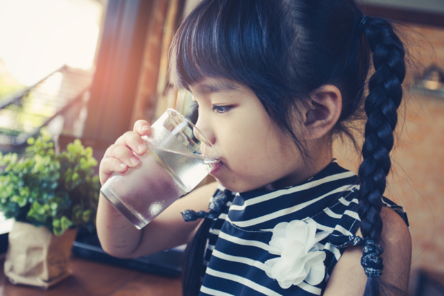 shutterstock 535377379 1 - Drink Water to Celebrate National Children's Dental Health Month