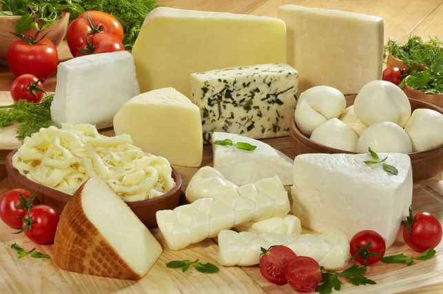 cheese - Take a Mouth-Healthy Picnic this Spring Break